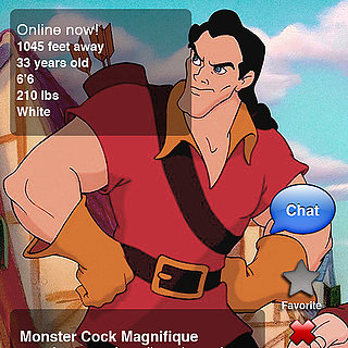 Disney Villains on Grindr