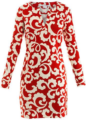 DvF 1974 Reina dress