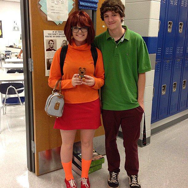 Velma and Shaggy