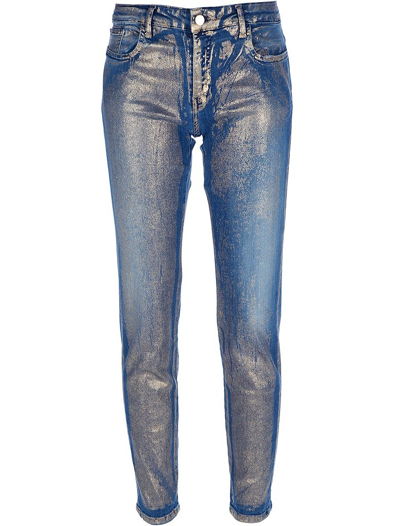 Jeans, approx $350, 75 Faubourg at Farfetch.
