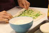 Cong You Bing (Chinese Scallion Flatbread)