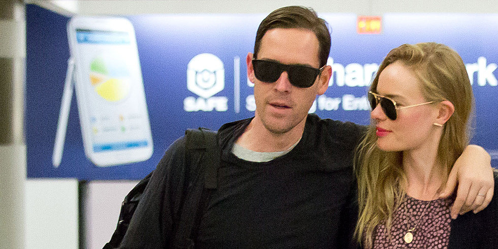 Kate Bosworth and Michael Polish Skip the Honeymoon