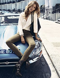 Gisele Bündchen photographed by Lachlan Bailey for H&M's Fall 2013 campaign. Photo courtesy of H&M