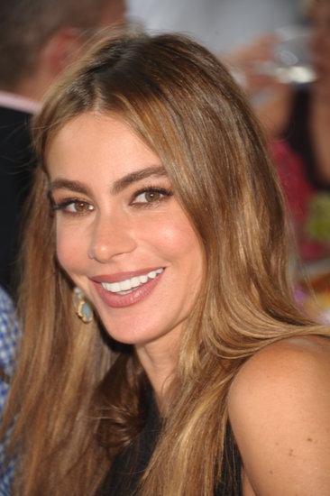Sofia Vergara popped up in Bridgehampton for the Hampton Classic Horse Show.