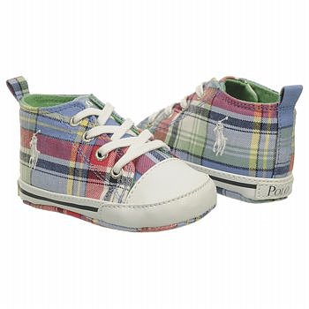 Polo by Ralph Lauren Harbour Crib Shoes