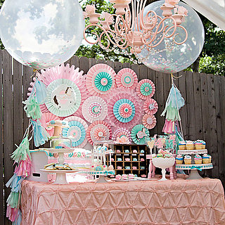 Pretty Pony Birthday Party