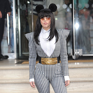Lady Gaga Mouse Ears