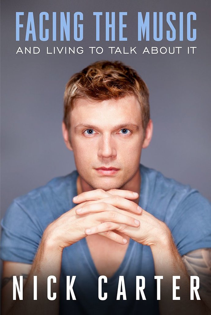 Fans of the Backstreet Boys get a glimpse into the world of Nick Carter with his autobiography, October's Facing the Music and Living to Talk About It. In it, the pop singer details his family life, experience with fast international fame, struggles with addiction, and how it's all led to where he is today.
