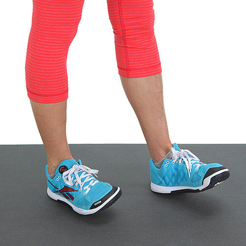 Avoid Shin Splints With Heel Walks