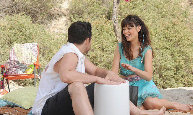 New Girl Nick (Jake Johnson) and Jess together forever!
