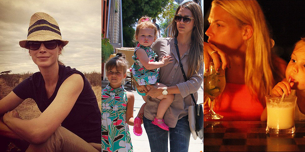 5 Celebrity Moms We'd Love to Have in Our Mom Circle