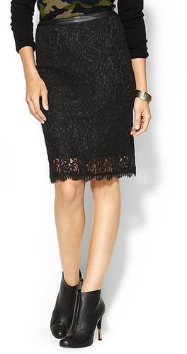THML Clothing Lace Skirt