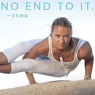 Sting Quote About Yoga