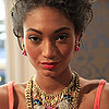 Lulu Frost Beauty Looks at 2014 Spring New York Fashion Week