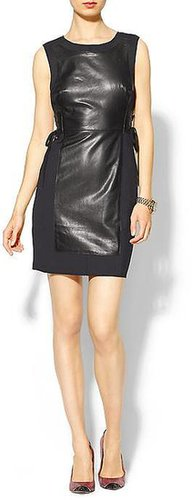 Tracy Reese Applique Shift Dress
