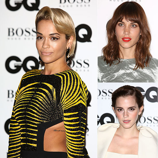 British GQ Men of the Year Awards — See All the Beauty Looks