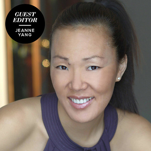 Stylist Jeanne Yang Profile | Shopping