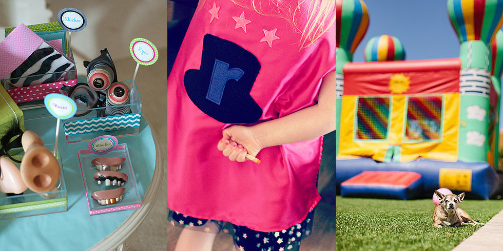 10+ Ways to Keep 'Em Busy at a Birthday Bash!