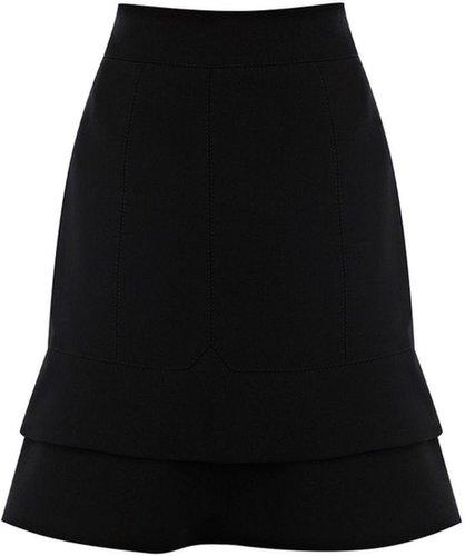 Karen Millen Tough tailoring skirt