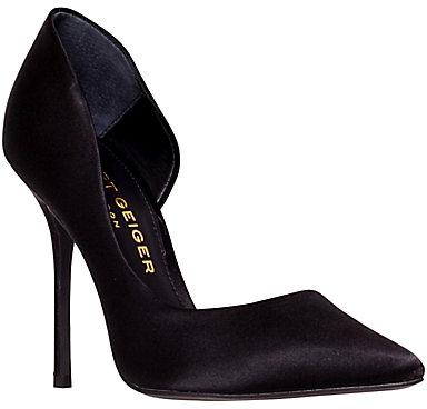 Kurt Geiger Anja Cutaway Side Court Shoes