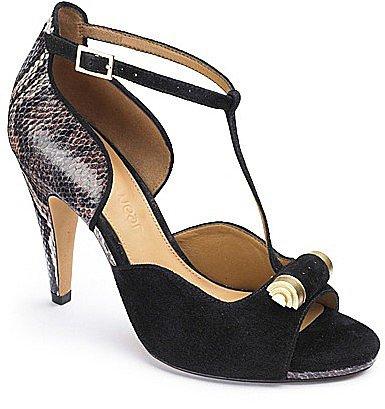 Clarks T-Bar Shoe D Fit
