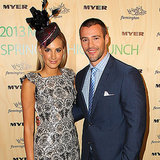 Celebrities at Myer Spring Racing Fashion Launch Melbourne