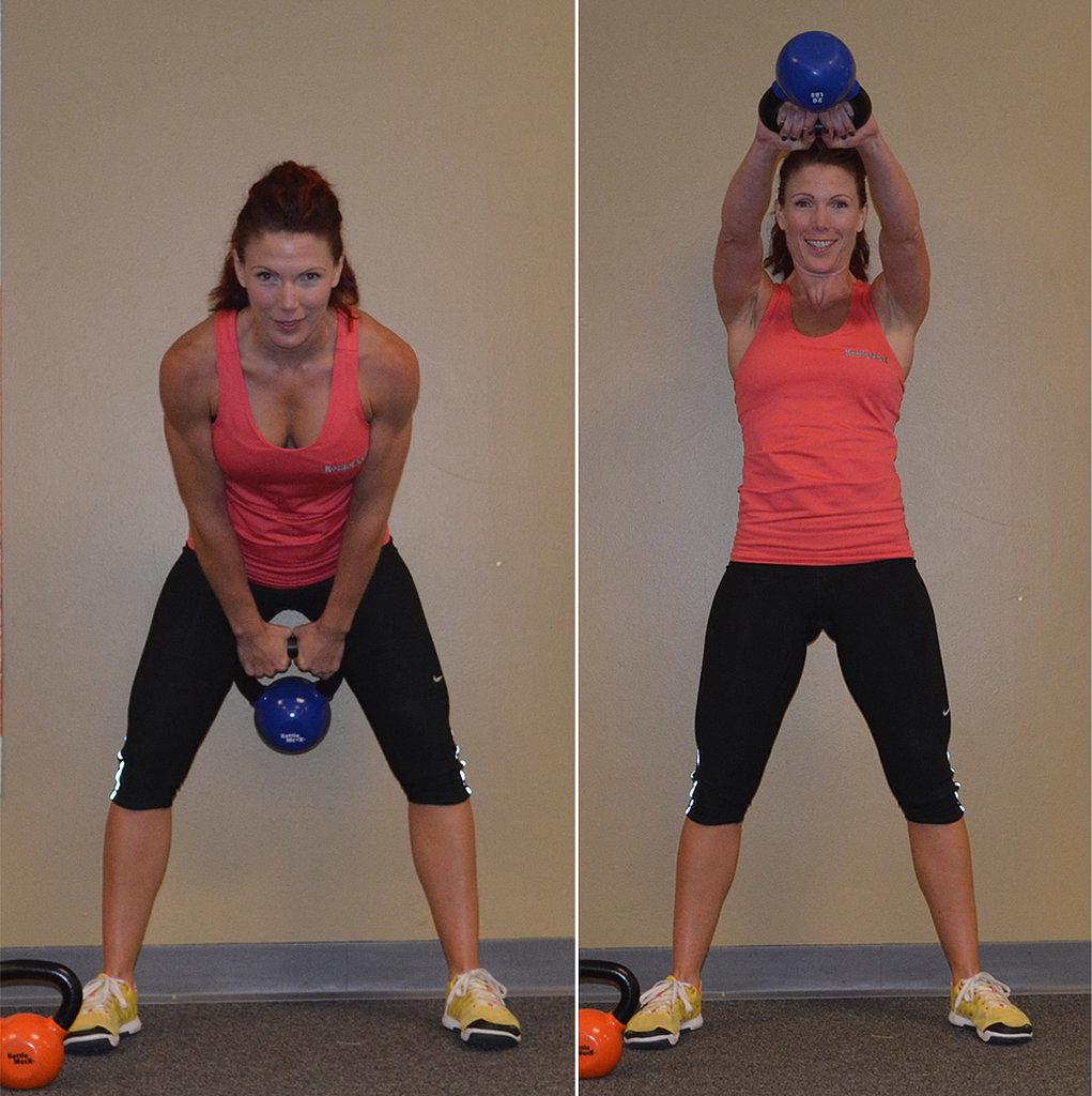 Basic Kettlebell Workout