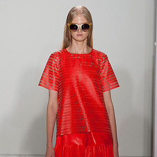 Suno Spring 2014 Runway Show | NY Fashion Week