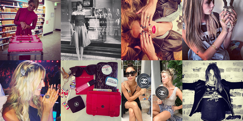 Fashion & Beauty Candids: Cara, Jesinta, Heidi & More!