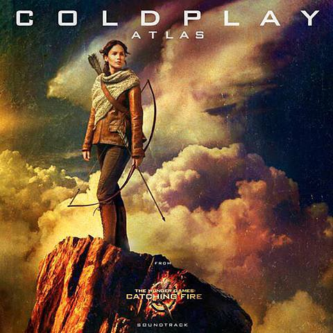 Coldplay Catching Fire Song Atlas
