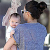 Jenna Dewan With Daughter Everly Tatum Pictures