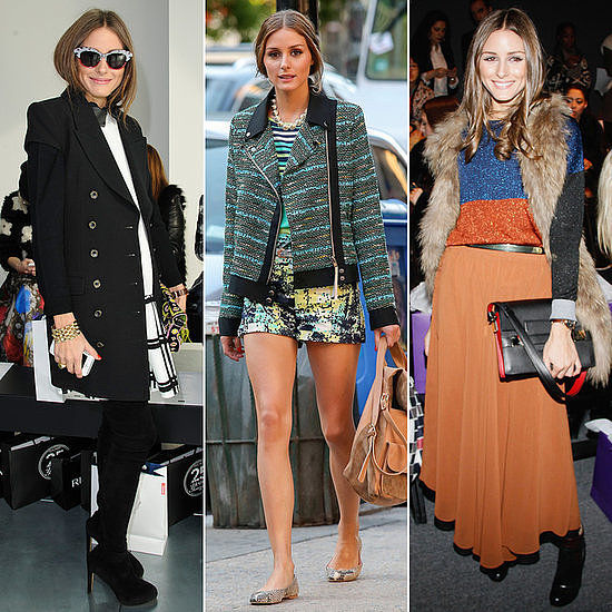Sixty seconds with the street style queen herself, Olivia Palermo.