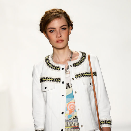 Rebecca Minkoff Beauty Spring 2014 New York Fashion Week