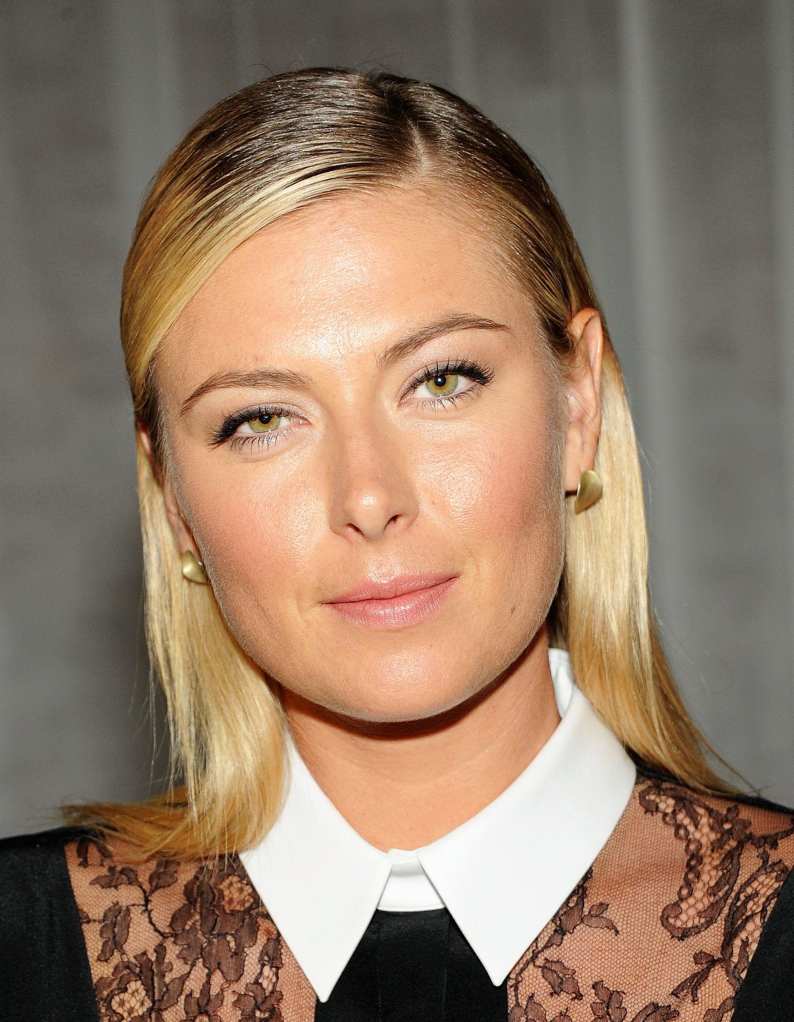 Maria Sharapova at Jason Wu Spring 2014.