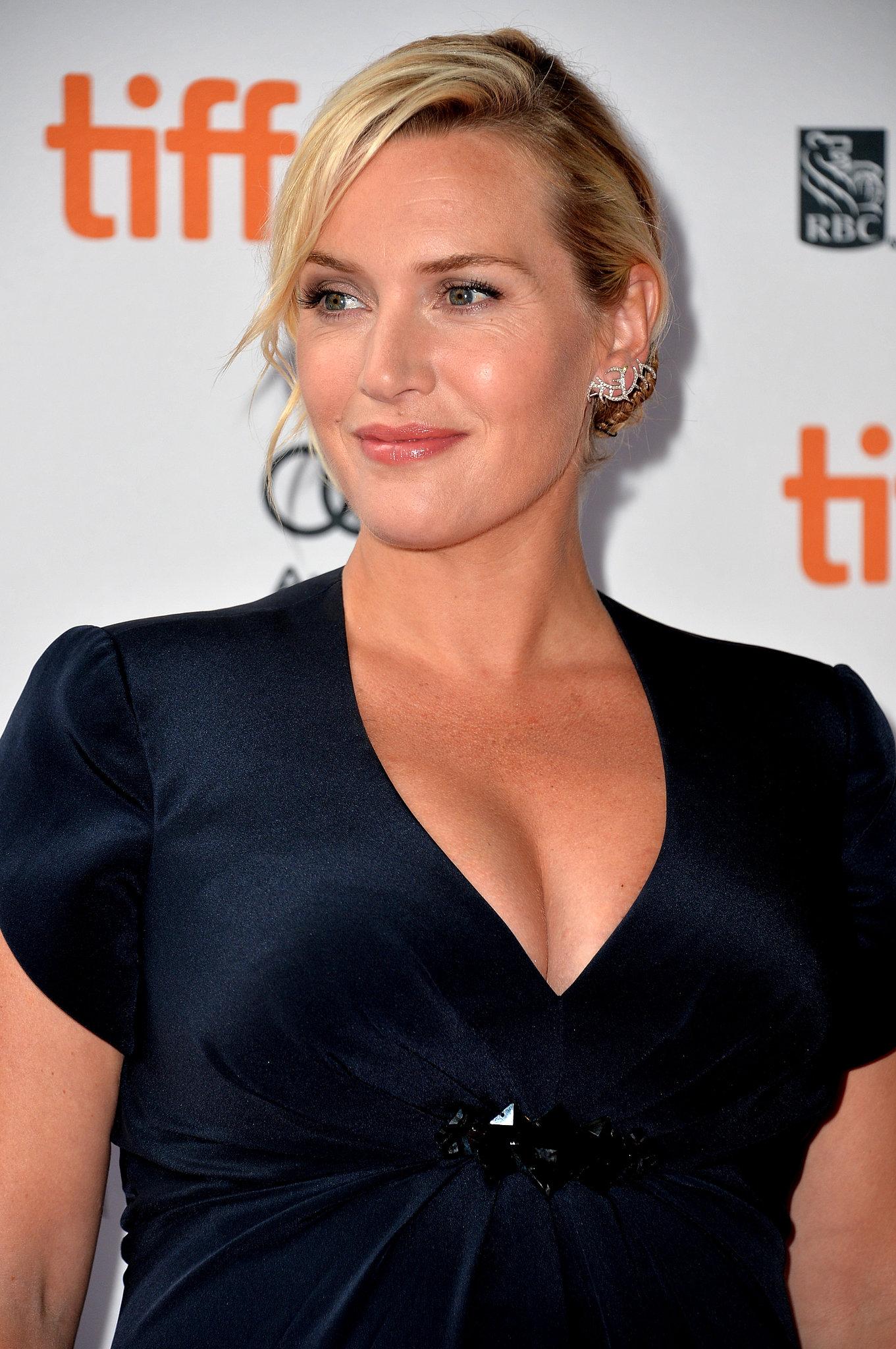 Kate Winslet showed