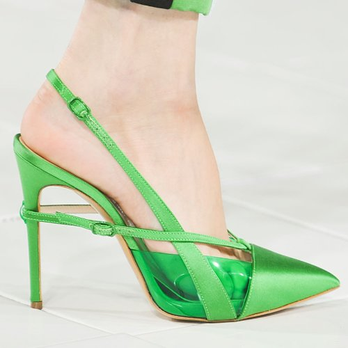 Best Shoes at New York Fashion Week Spring 2014