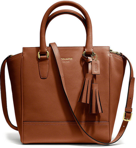 Coach Legacy Leather Mini Tanner
