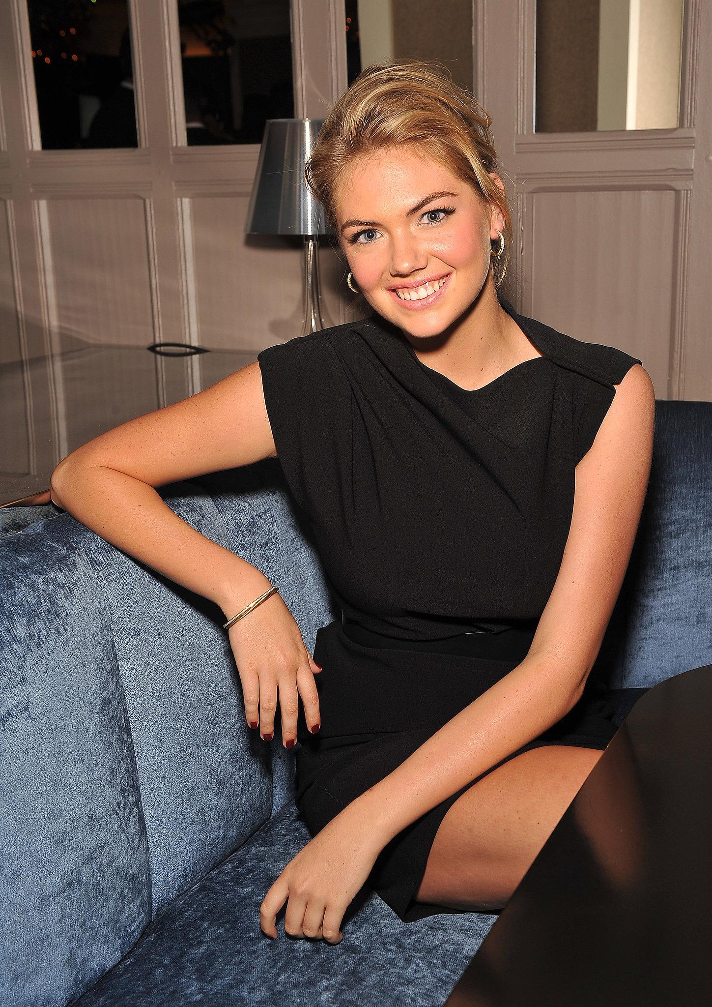 Kate Upton at Daily Front Row's Fashion Media Awards.