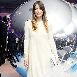 Jessica Biel at the Dior Dinner in NYC