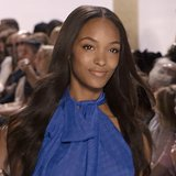 Jourdan Dunn Interview at New York Fashion Week Spring 2014