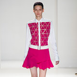 Victoria Beckham Spring 2014 Runway Show | NY Fashion Week