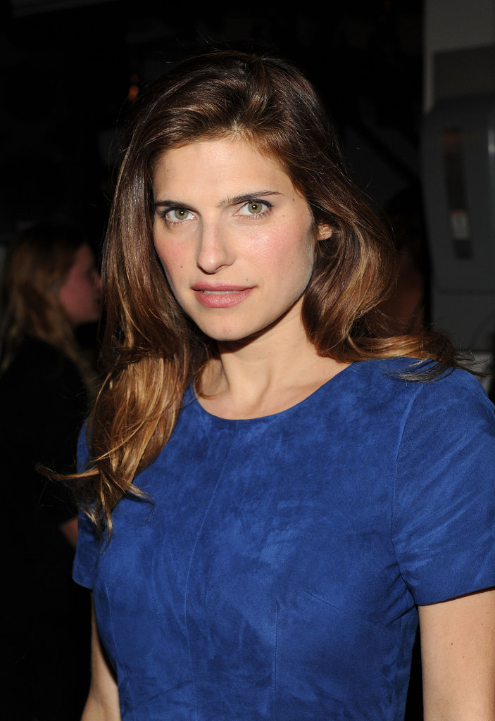 Lake Bell at Altuzarra Spring 2014.