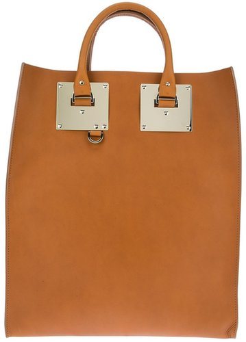 Sophie Hulme large shopper tote