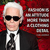 Karl Lagerfeld Quotes | Pinterest