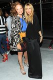 Diane von Furstenberg was joined by stylish pals like Rachel Zoe at her Spring 2014 afterparty.