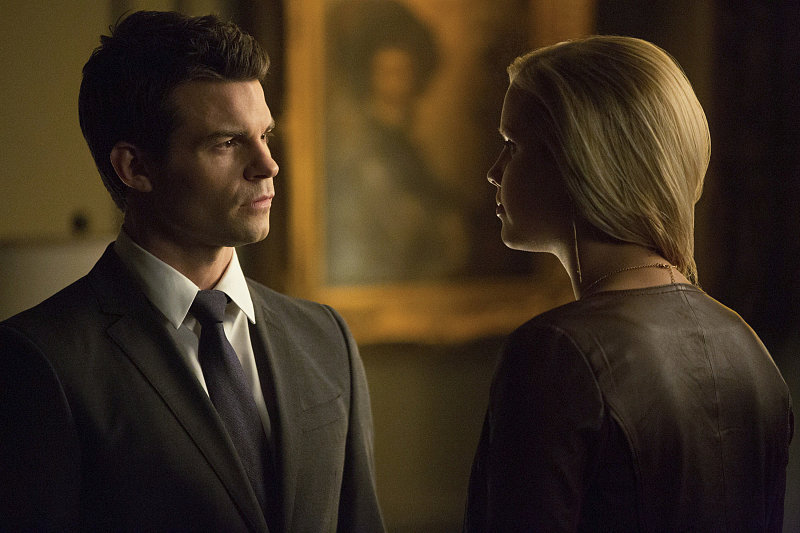 One More Reason to Watch The Originals: Lots of Shirtlessness!