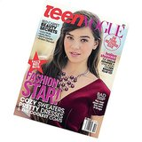 Hailee Steinfeld flaunted her bejeweled Teen Vogue cover. Source: Instagram user haileesteinfeld