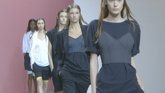 Watch: Theyskens' Theory Spring 2014 Runway Show