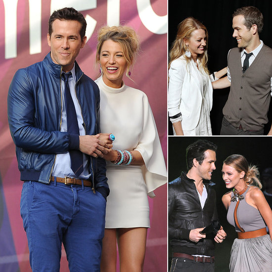 Blake Lively and Ryan Reynolds' Sweetest Moments!