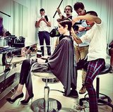 "Coco ""shared"" her haircut, and we ""liked!"" Source: Instagram user cocorocha"